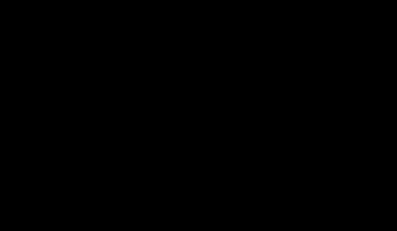 Схема: навес из профнастила