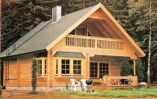 Строительство загородных домов из бруса проекты и цены от