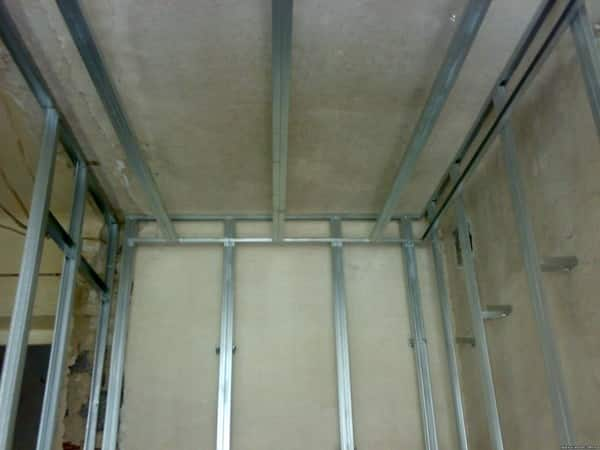 Фото обшивка потолка гипсокартоном своими руками