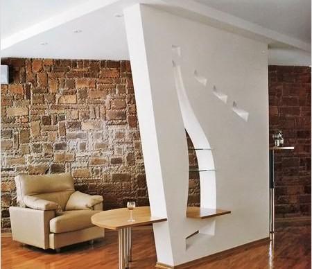 Дизайн проект потолка из гипсокартона