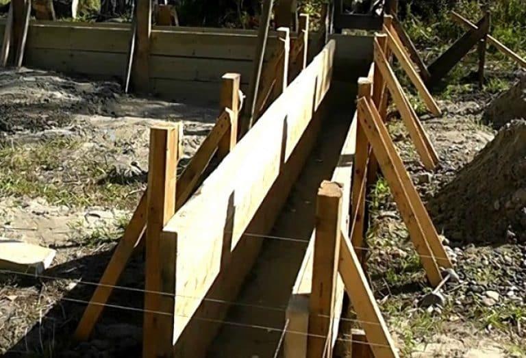 Как построить опалубку своими руками 82
